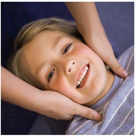 Kraniosakral behandling til børn